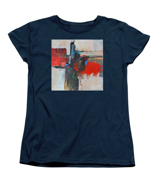 Is This The Way Out? Women's T-Shirt (Standard Cut) by Ron Stephens