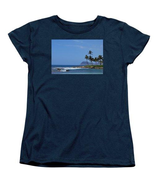 Island View Women's T-Shirt (Standard Cut)