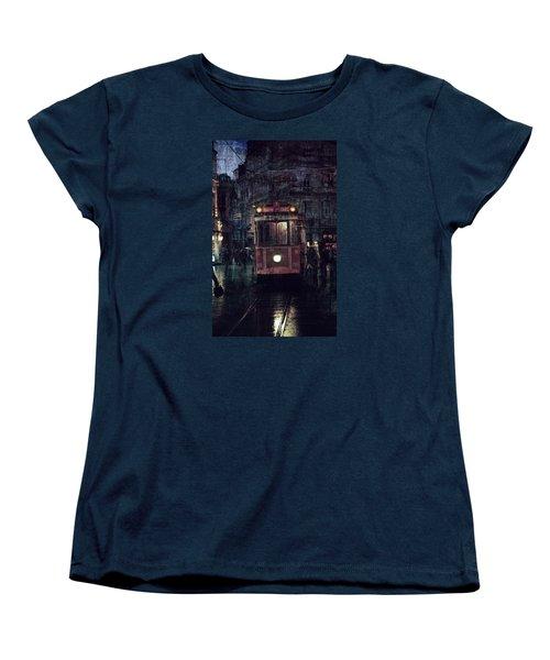 Istanbul Women's T-Shirt (Standard Cut) by Vittorio Chiampan