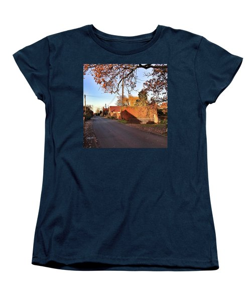 It Looks Like We've Found Our New Home Women's T-Shirt (Standard Cut) by John Edwards