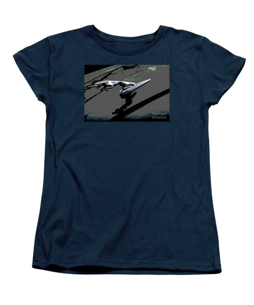 Jaguar Women's T-Shirt (Standard Cut) by Cindy Manero