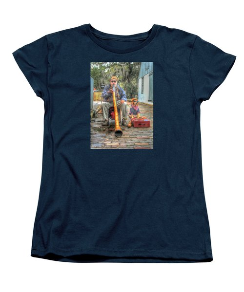 Jim Olds And Tanner Women's T-Shirt (Standard Cut) by Marion Johnson