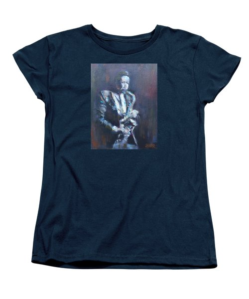 John Coltrane Women's T-Shirt (Standard Cut)