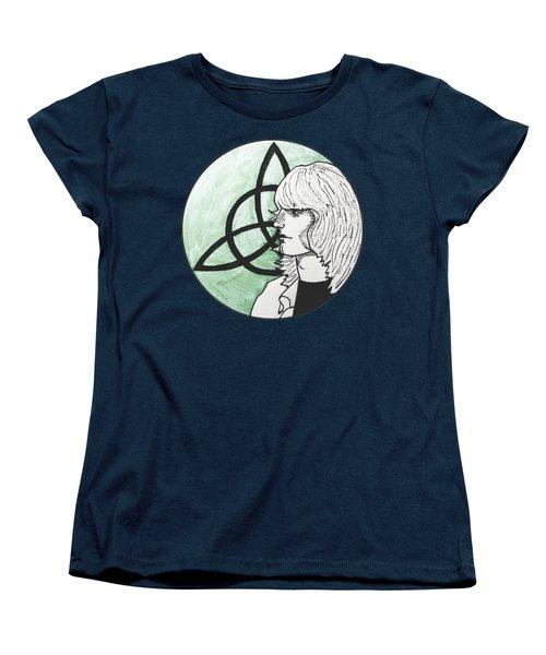 John Paul Jones Women's T-Shirt (Standard Cut) by Sofia Vyalykh
