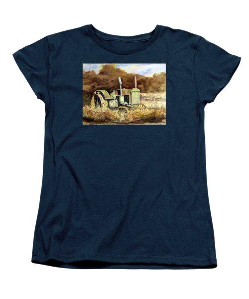 Johnny Popper Women's T-Shirt (Standard Cut) by Sam Sidders