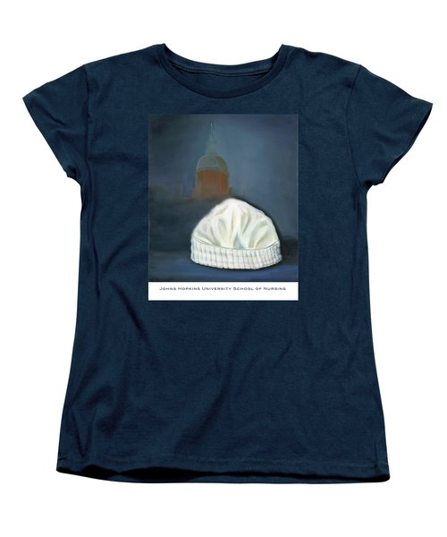 Johns Hopkins University School Of Nursing Women's T-Shirt (Standard Cut)