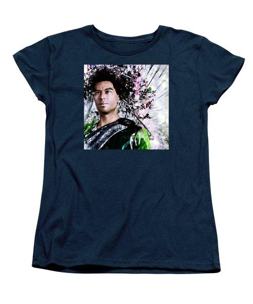 Joy Of Spring Women's T-Shirt (Standard Cut) by Suzanne Silvir
