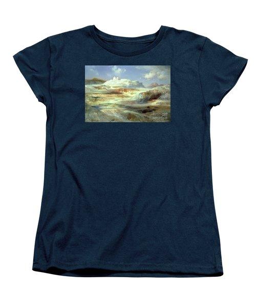 Jupiter Terrace Women's T-Shirt (Standard Fit)