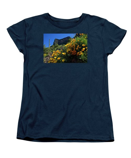 Just A Little Sunshine Women's T-Shirt (Standard Cut) by Lucinda Walter