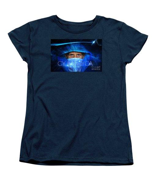 Just An Advertisement Women's T-Shirt (Standard Cut) by Cyryn Fyrcyd