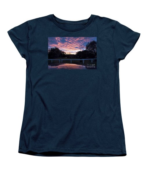 Just Had To Stop Women's T-Shirt (Standard Cut) by David  Hollingworth