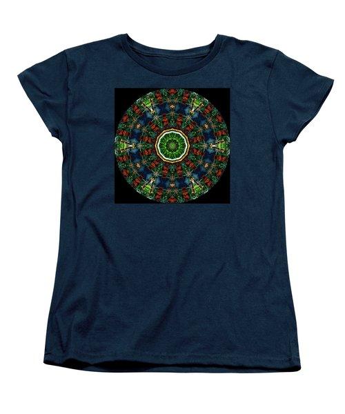 Women's T-Shirt (Standard Cut) featuring the digital art Ka061516 by David Lane