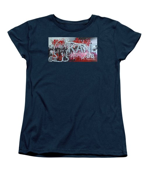 Kaner 88 Women's T-Shirt (Standard Cut) by Melissa Goodrich