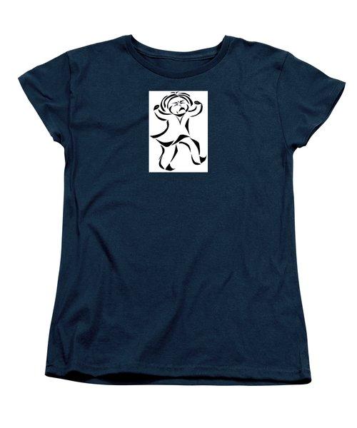 Katy Rose Says No Women's T-Shirt (Standard Cut) by Delin Colon