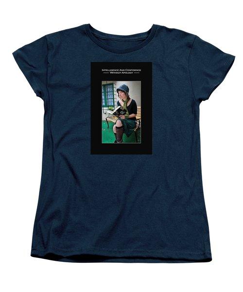Kellie Peach 5-69 Women's T-Shirt (Standard Cut) by David Miller