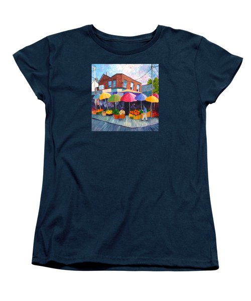 Kensington Market Women's T-Shirt (Standard Cut)