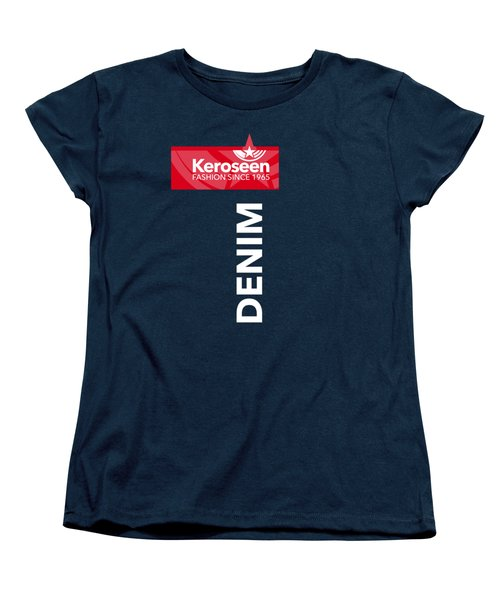 Keroseen Fashion Since 1965 Women's T-Shirt (Standard Cut) by Nop Briex