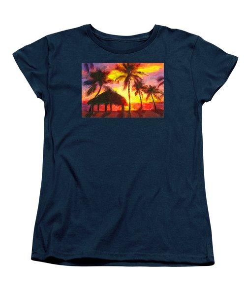 Keys Women's T-Shirt (Standard Cut) by Caito Junqueira