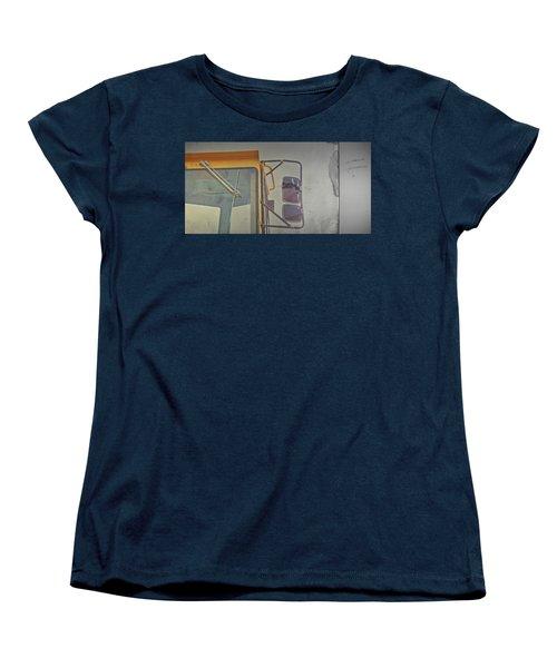 Women's T-Shirt (Standard Cut) featuring the photograph Kick by Mark Ross