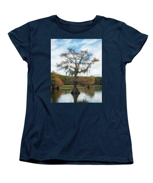 King Cypress Women's T-Shirt (Standard Cut)