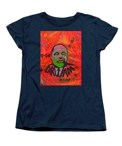 King Dreaming Women's T-Shirt (Standard Cut) by Miriam Moran