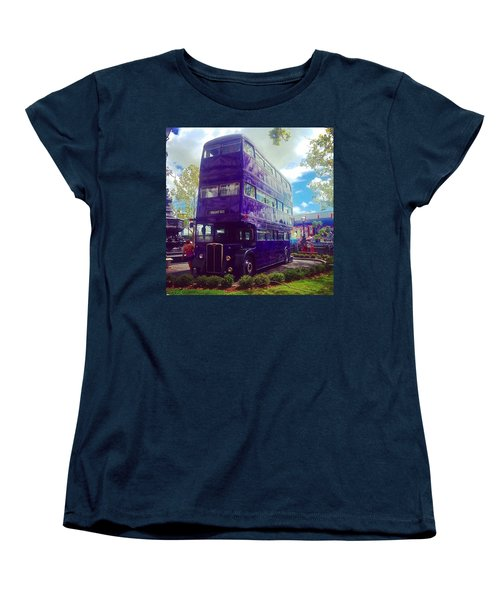 The Knight Bus Women's T-Shirt (Standard Cut)