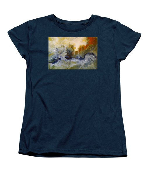 Knowing Women's T-Shirt (Standard Cut) by Theresa Marie Johnson