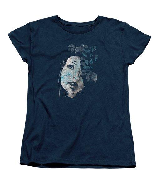 Lack Of Interest Women's T-Shirt (Standard Cut) by Marco Paludet