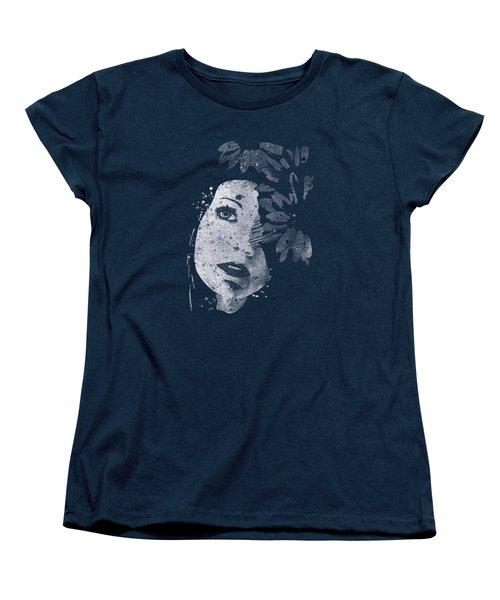 Lack Of Interest - Silver Women's T-Shirt (Standard Cut)