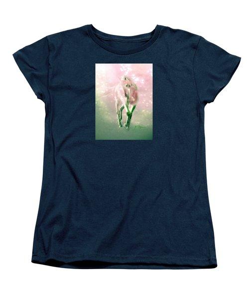 Lady Valentine Women's T-Shirt (Standard Cut)