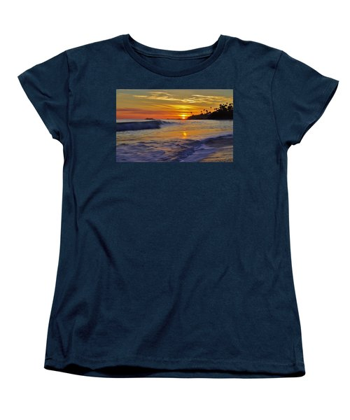 Laguna's Last Light Women's T-Shirt (Standard Cut) by Matt Helm