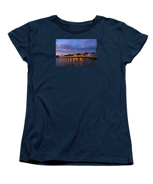 Lahaina Roadstead Women's T-Shirt (Standard Cut)