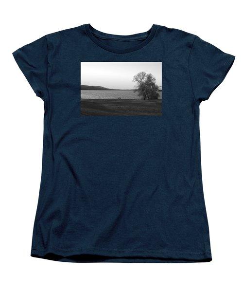 Lake Champlain Women's T-Shirt (Standard Cut) by Henri Irizarri