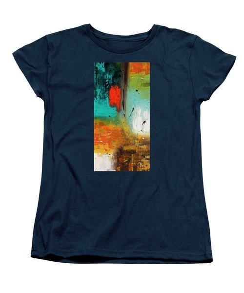Landmarks Women's T-Shirt (Standard Cut) by Carmen Guedez