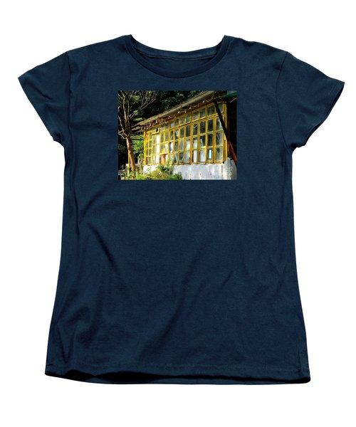 Women's T-Shirt (Standard Cut) featuring the photograph Lantau Island 46 by Randall Weidner