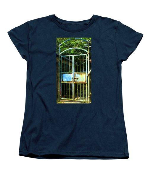 Women's T-Shirt (Standard Cut) featuring the photograph Lantau Island 48 by Randall Weidner