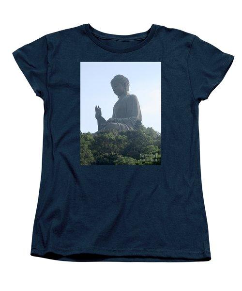 Women's T-Shirt (Standard Cut) featuring the photograph Lantau Island 50 by Randall Weidner