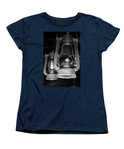 Lanterns Women's T-Shirt (Standard Cut) by Jay Stockhaus