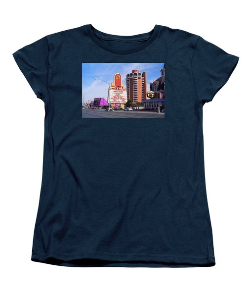 Las Vegas 1994 #1 Women's T-Shirt (Standard Cut) by Frank Romeo