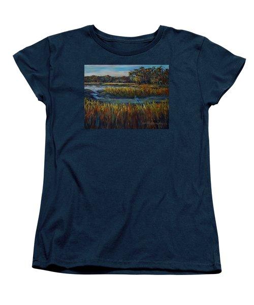 Late Afternoon Women's T-Shirt (Standard Cut)