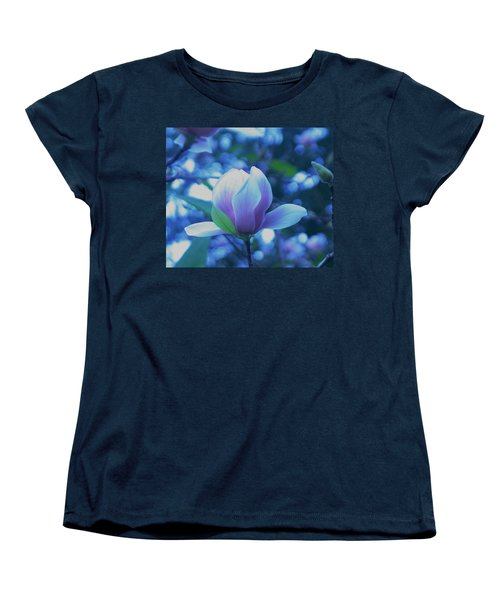 Late Summer Bloom Women's T-Shirt (Standard Cut) by John Glass
