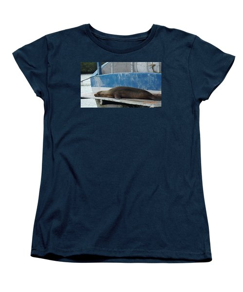 Lazy Day Women's T-Shirt (Standard Cut)