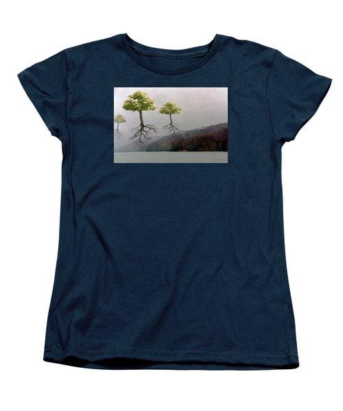Leaving Home Women's T-Shirt (Standard Cut)