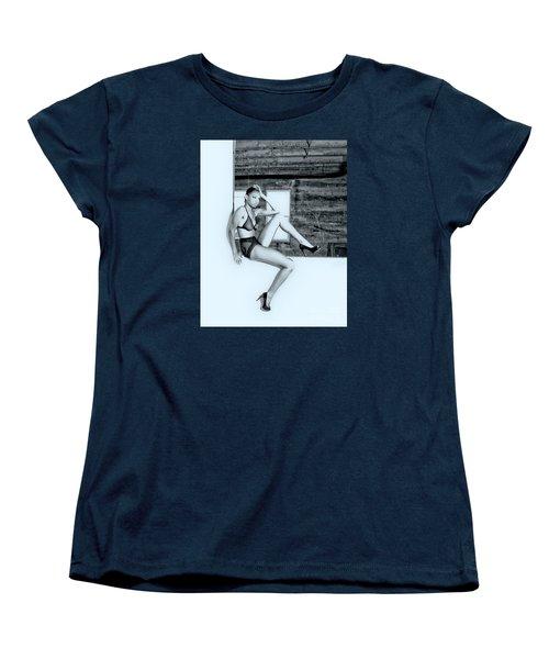 Legs IIi Women's T-Shirt (Standard Cut) by Gregory Worsham