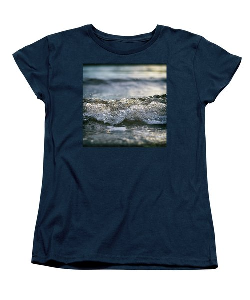 Women's T-Shirt (Standard Cut) featuring the photograph Let It Come To You by Laura Fasulo