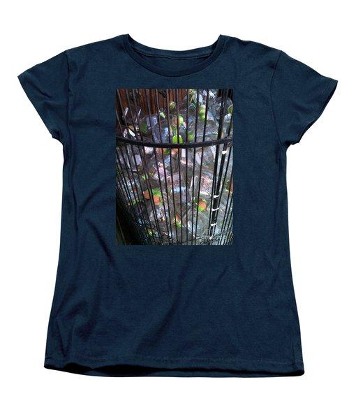 Let Them Loose Women's T-Shirt (Standard Cut) by Pamela Walrath