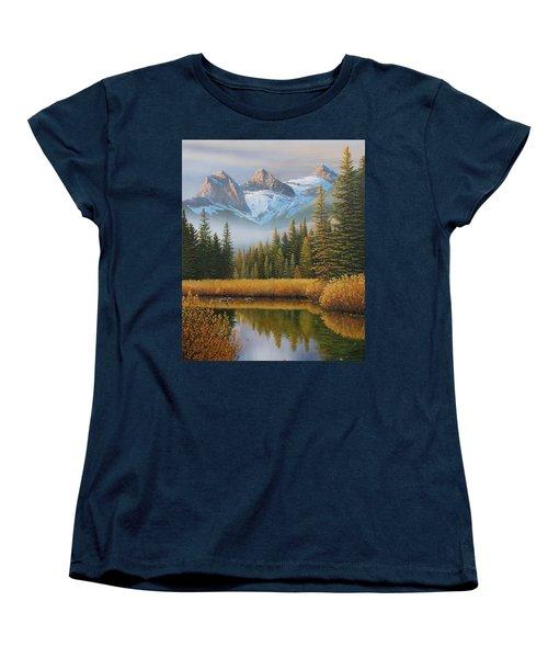 Let There Be Light Women's T-Shirt (Standard Cut)