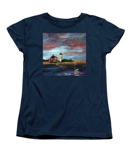 Let There Be Light Women's T-Shirt (Standard Cut) by Michael Helfen