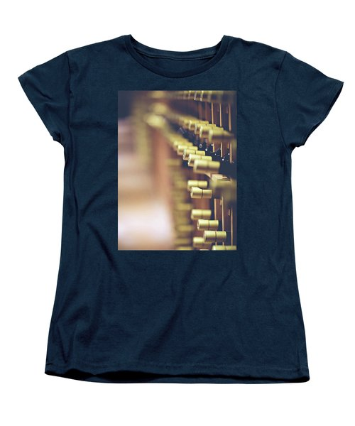Women's T-Shirt (Standard Cut) featuring the photograph Let's Crack One Open by Trish Mistric