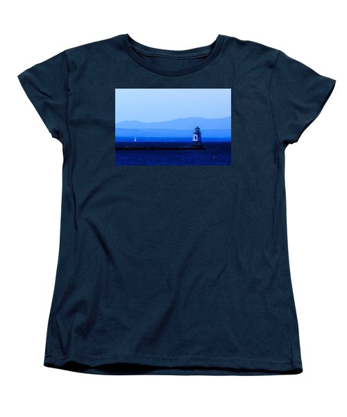 Life Goes On... Women's T-Shirt (Standard Cut) by Craig Szymanski